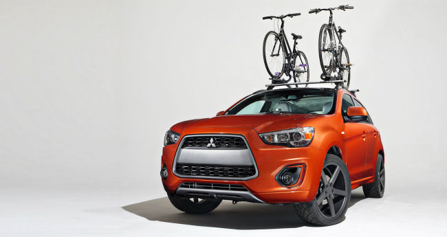 Marvelous Exercising Options With Mitsubishi Outlander Sport Cargo Accessories